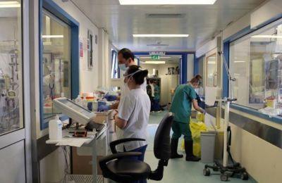 162 νέα κρούσματα, 57 ασθενείς νοσηλεύονται